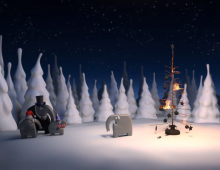 Elefant Studios | Christmas Animation