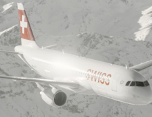 Swiss Airlines | Image Clips