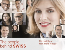 Swiss International Air Lines | Song & Image Clip