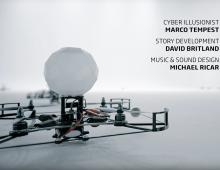 Marco Tempest | 24 Drone Flight